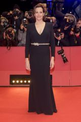 Sigourney Weaver At 'My Salinger Year' film premiere and opening ceremony, 70th Berlin International Film Festival, Germany