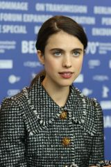 Sarah Margaret Qualley At 'My Salinger Year' film photocall, 70th Berlin International Film Festival, Germany