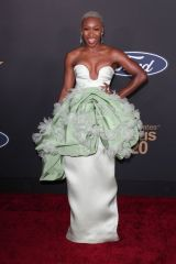 Cynthia Erivo At 51st NAACP Image Awards - Arrivals
