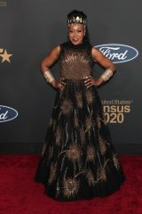Tichina Arnold At 51st NAACP Image Awards - Arrivals