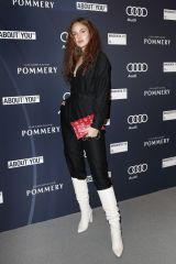 Elena Carriere At Audi Berlinale Brunch in Berlin