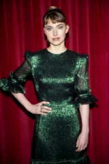 Imogen Poots At 'Vivarium' photocall in London