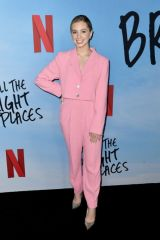 "Lilia Buckingham At Netflix's ""All The Bright Places"" Premiere in Hollywood"