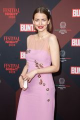 Eva Padberg At Colourfull & BMW Festival Night at the Berlinale