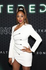 "Simone Missick At Netflix's ""Altered Carbon"" Season 2 Photo Call in NYC"