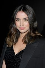 Ana de Armas At Saint Laurent show in Paris