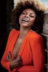 Taraji P. Henson - Essence Magazine USA - March 2020