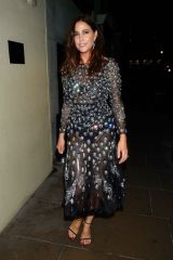 Lisa Snowdon At 3rd Annual Restaurant Association Gala Dinner, London