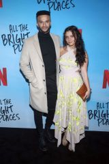Jade Chynoweth At Special Screening of Netflix's 'All The Bright Places' at ArcLight Hollywood