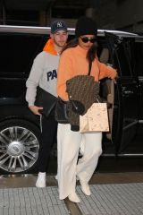Nick Jonas & Priyanka Chopra Return to their love nest in New York City