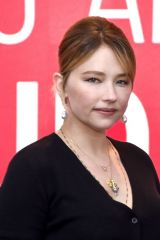 Haley Bennett At SAG-AFTRA Foundation Conversations: 'Swallow' in New York City