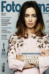 Emily Blunt - Fotogramas Magazine March 2020