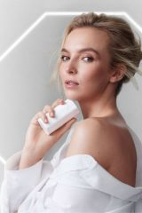 Jodie Comer - New Face of Skincare Brand Noble Panacea, 2020