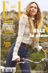 Behati Prinsloo - Elle (France) - April 2020