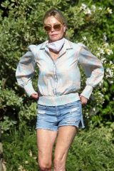Melanie Griffith Out in Beverly Hills