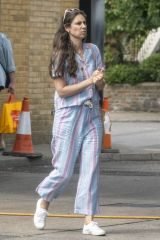 Tatiana Santo Domingo Pictured in London
