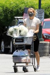 Diane Kruger Shopping in Los Angeles