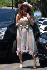 Phoebe Price Seen in Los Angeles