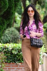 Jessica Gomes Out in LA