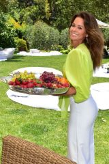 Brooke Burke Celebrates her daughter Sierra Fisher`s graduation from High School - Malibu
