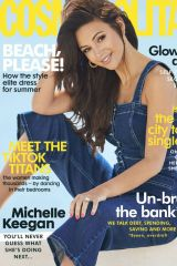 Michelle Keegan - Cosmopolitan (UK) - August 2020