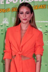 Silvia Alonso At 'La Lista de los Deseos' film premiere, Madrid, Spain