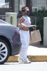 Vanessa Hudgens Getting coffee in LA