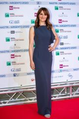 Paola Cortellesi At Nastri D'Argento Awards, Rome, Italy