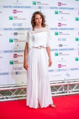 Barbara Chichiarelli At Nastri D'Argento Awards, Rome, Italy