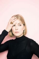 Rosamund Pike - For Paris Match Magazine, 2020