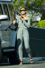 Cara Santana Going to Olivia Culpo's home in LA