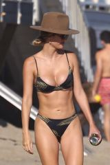 Talita Correa Flaunts her amazing physique while on the sandy beaches in Malibu