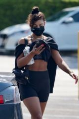 Vanessa Hudgens After Gym Workout W. Hollywood