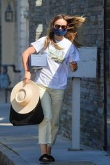 Olivia Wilde Out and About in Beverly Hills