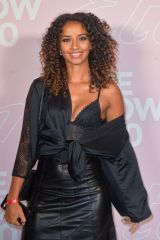 Flora Coquerel At Etam show as part of Paris Fashion Week