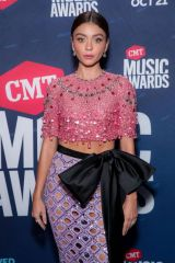 Sarah Hyland At CMT Music Awards in Nashville
