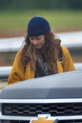Zendaya Arriving in Atlanta to shoot 'Spider-Man'