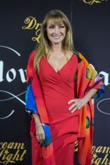 Jane Seymour At Glow and Darkness Photocall at Palace Hotel in Madrid