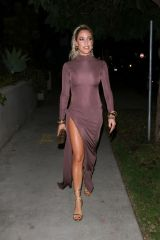Kristin Cavallari As she makes her way to the AMAs