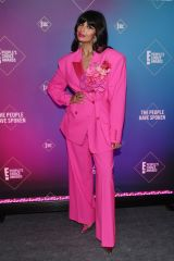 Jameela Jamil At 2020 E! People's Choice Awards held at the Barker Hangar in Santa Monica
