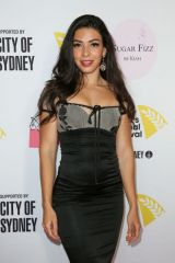 Mariah Stock At Sydney Women's International Film Festival, Australia