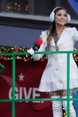 Ally Brooke Macy's Thanksgiving Day Parade, New York