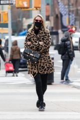 Nicky Hilton Seen in Manhattan