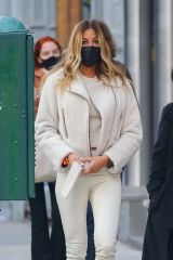 Kelly Bensimon Seen in New York City