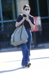 Rooney Mara Shopping in Los Angeles