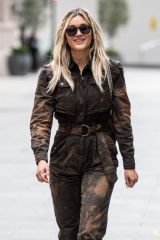 Ashley Roberts Leaves Heart FM in London