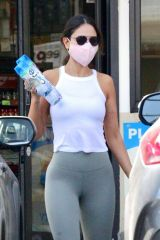 Eiza Gonzalez Gets some water in Los Angeles
