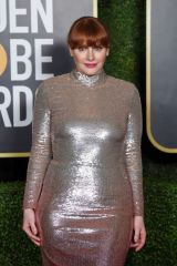 Bryce Dallas Howard At the 78th Annual Golden Globe Awards in Beverly Hills
