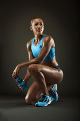 Jessica Ennis-Hill - Powerade/Graham Hughes Photoshoot March 2014