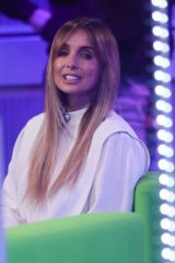 Louise Redknapp On the set of 'The One Show' in London